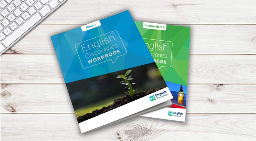 Linguatronics English Discoveries Classroom Materials