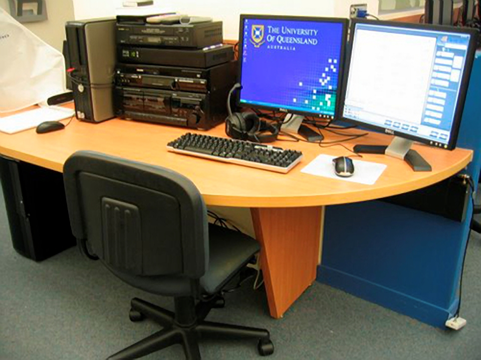 Linguatronics Genesis Language Labs at University of Queensland