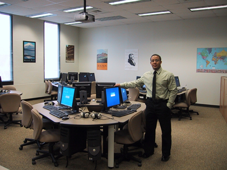 Genesis Language Training at Rochester Institute of Technology