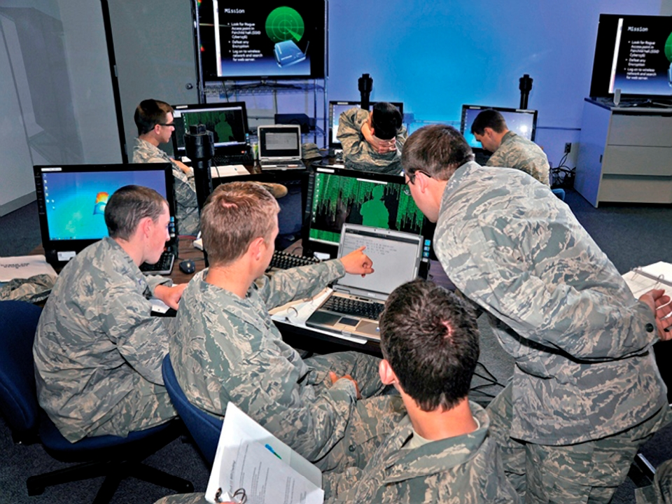 U.S. Air Force - Linguatronics Language Systems